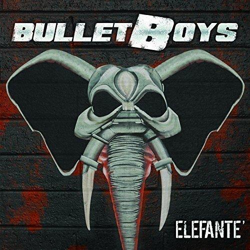 CD : Bullet Boys - Elefante (CD)