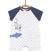 TEX - Pijama Corto Estampado de Bebé