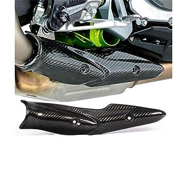 Amazon.com: Z900 Protector de escape de motocicleta de ...