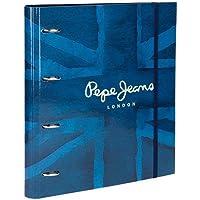 Cuaderno con anillas Pepe Jeans Fabio