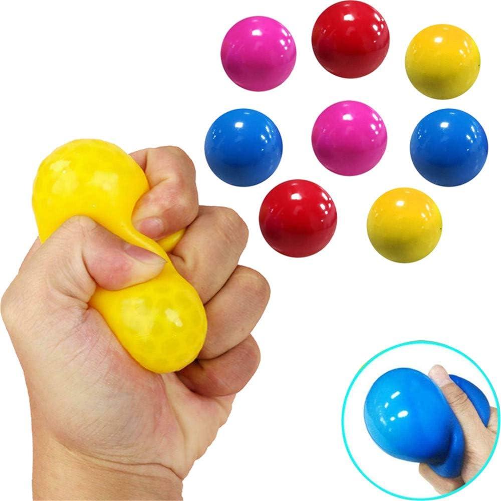 Fluorescent Sticky Target Balls UK ge* Stress Reliefer