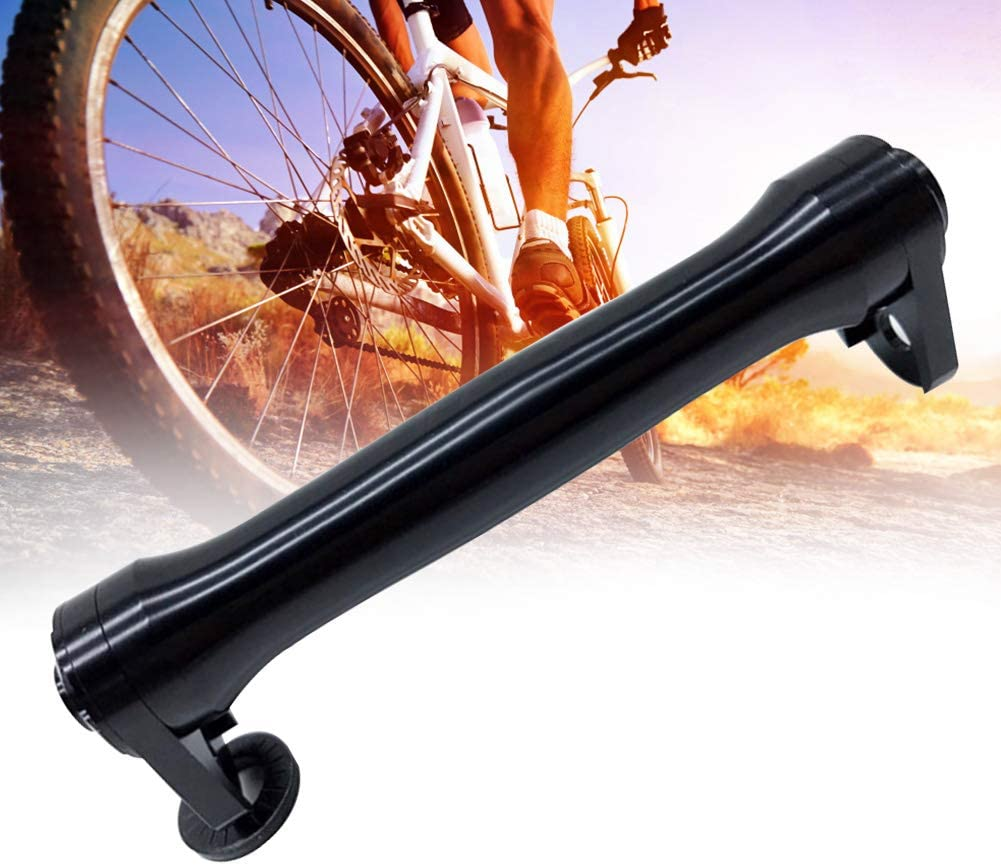 Folding Bicycle Easy Wheel Extension Rod for Brompton Black Extension Rod Parts