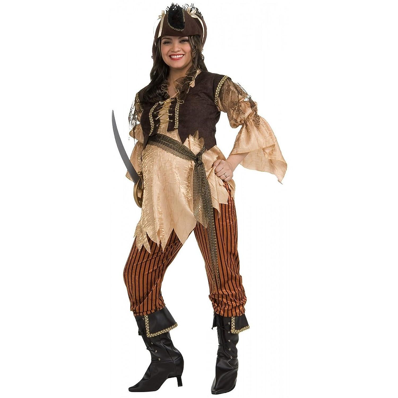 amazoncom maternity pirate queen maternity costume maternity clothing - Maternity Halloween Costumes Pregnancy