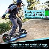 "UNI-SUN 6.5"" Hoverboard for Kids, Two Wheel Self"