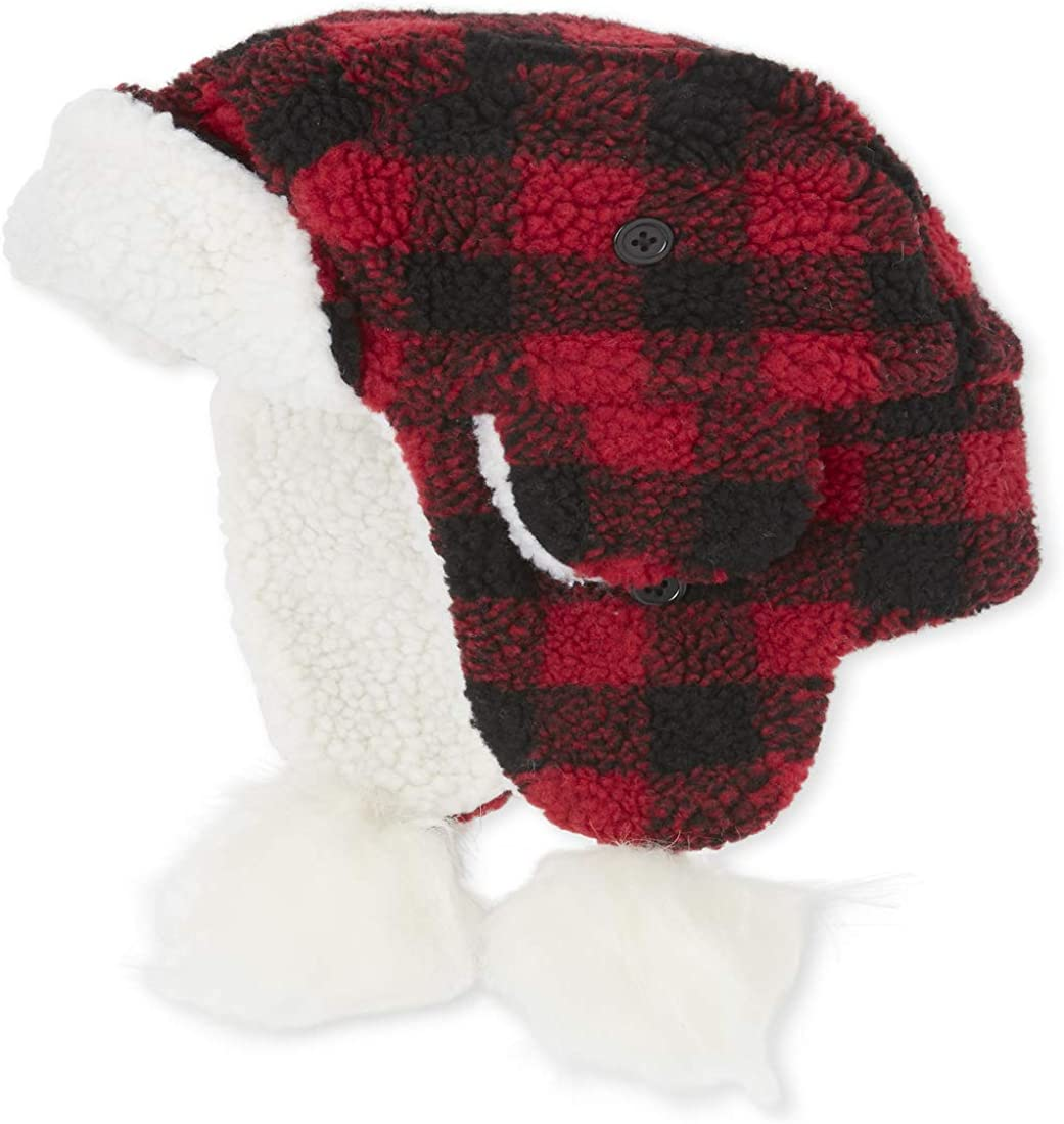 The Childrens Place Girls Beanie