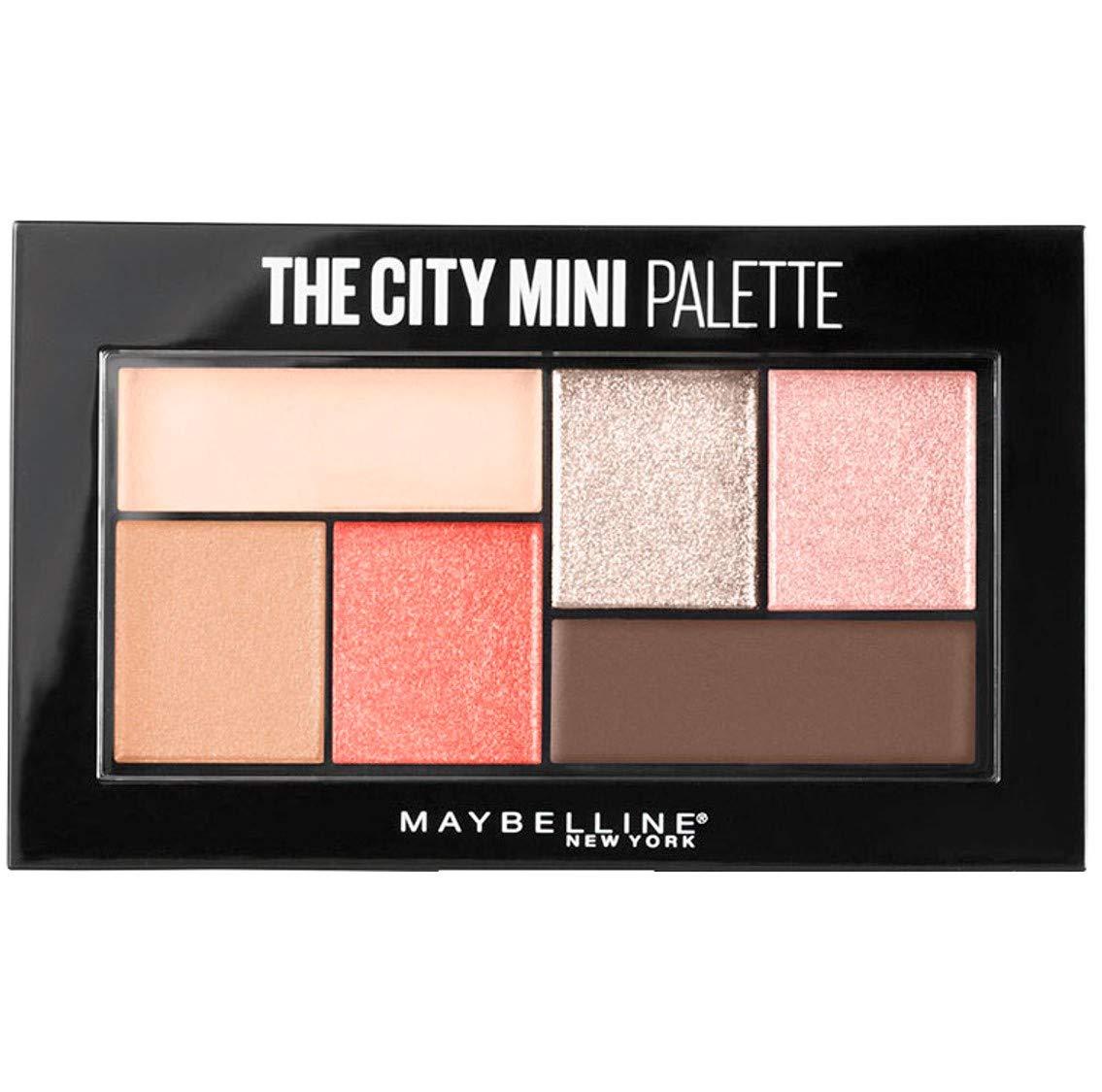 Maybelline City Mini Eyeshadow Palette -...