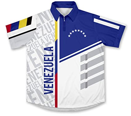 Venezuela ScudoPro Technical Polo Shirt for Men and Women - Size XS