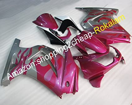 Ninja 250R - Carenado para Kawasaki ZX250R 2008-2012, color ...