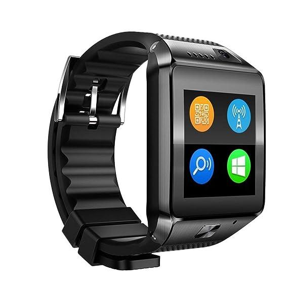 Amazon.com: Candy-OU Smart Watch MTK2502 1.54 TFT Bluetooth ...