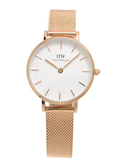 Daniel Wellington. Reloj de mujer de malla milanesa de 28 mm. Referencia:DW00100219.: Amazon.es: Joyería