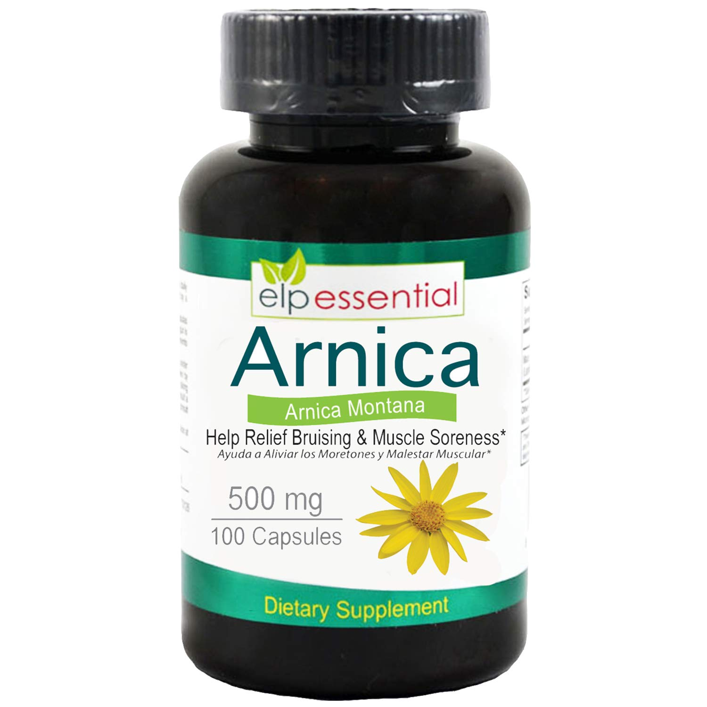 Arnica Montana Pain Relief (Arnica 100 Capsules)