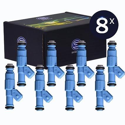 amazon com smautop ford fuel injector 8pcs fuel injectors for ford rh amazon com