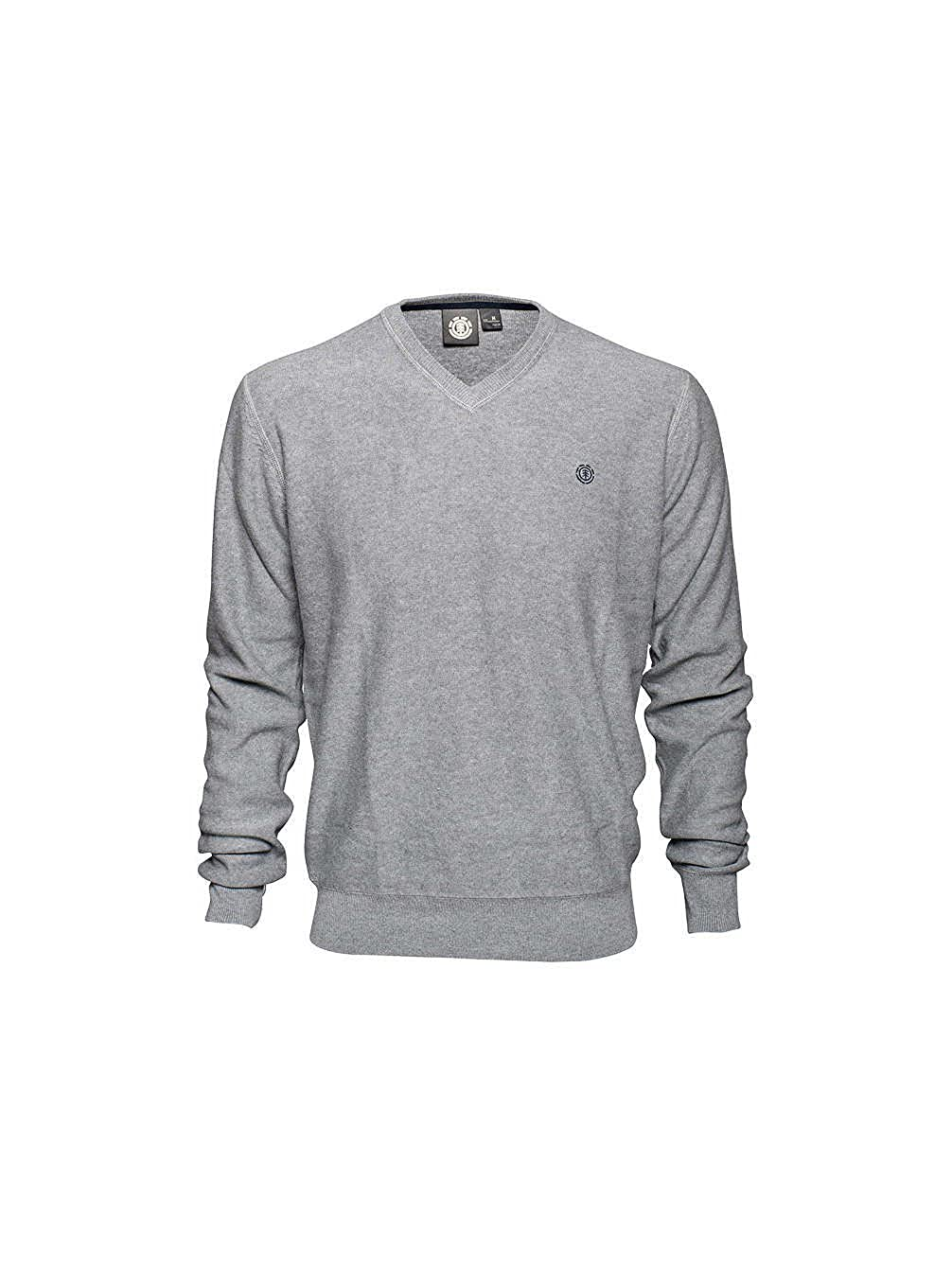 Element Crew Jumper - Grau Heather