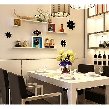 Amazon.com: Wall Shelf Kitchen Dining Room Wall Decoration ...