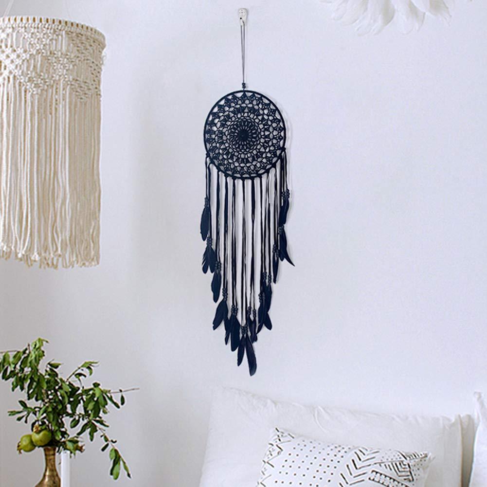 RENNICOCO Dream Catcher Handmade Tradizionale Dream Catcher Wall Hanging Decorazione della casa Ornament Decor Craft Gift