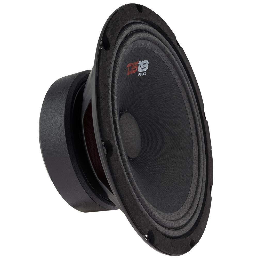 DS18 PRO-GM10 Classic Midrange Loud Speaker, 10''