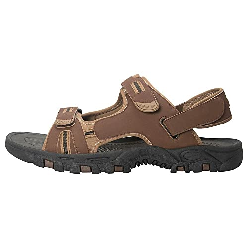 Zapatos marrones Mountain Warehouse para hombre