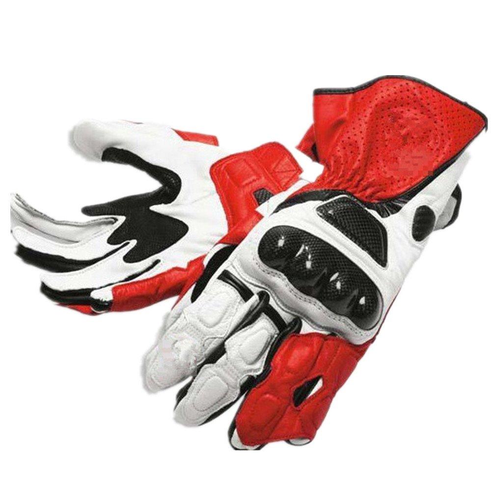 QARYYQ Vollfinger-Motorrad-Fahrradhandschuhe Jagd Angeln Sporthandschuhe Im Freien, Farben Mehrere Farben Freien, Handschuh (Farbe   ROT, größe   XL) 81308d
