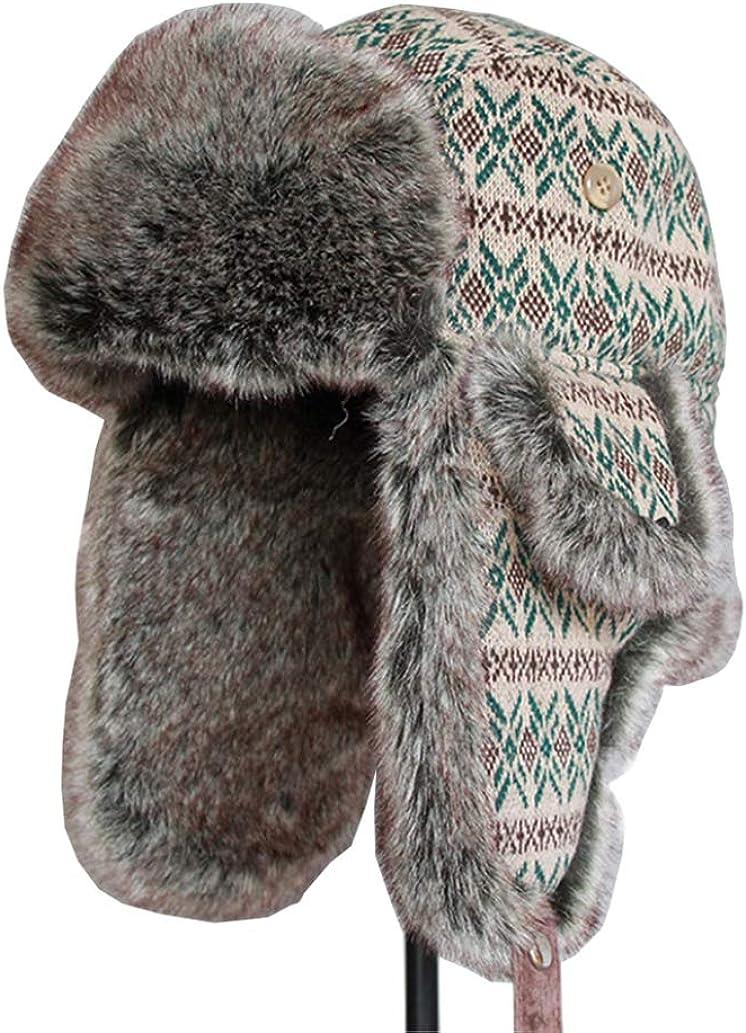 Russian Fur Hats Ushanka...