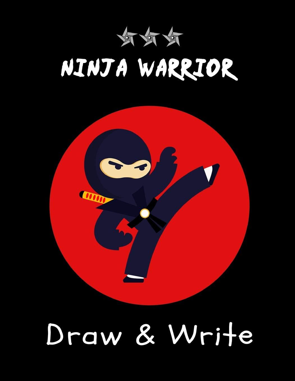 Draw & Write: Ninja Warrior Kindergarten, Primary Draw and ...