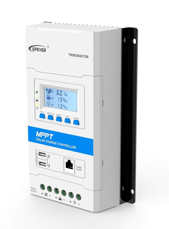 Generators & Portable Power SolarEpic Triron Series 40A MPPT Solar