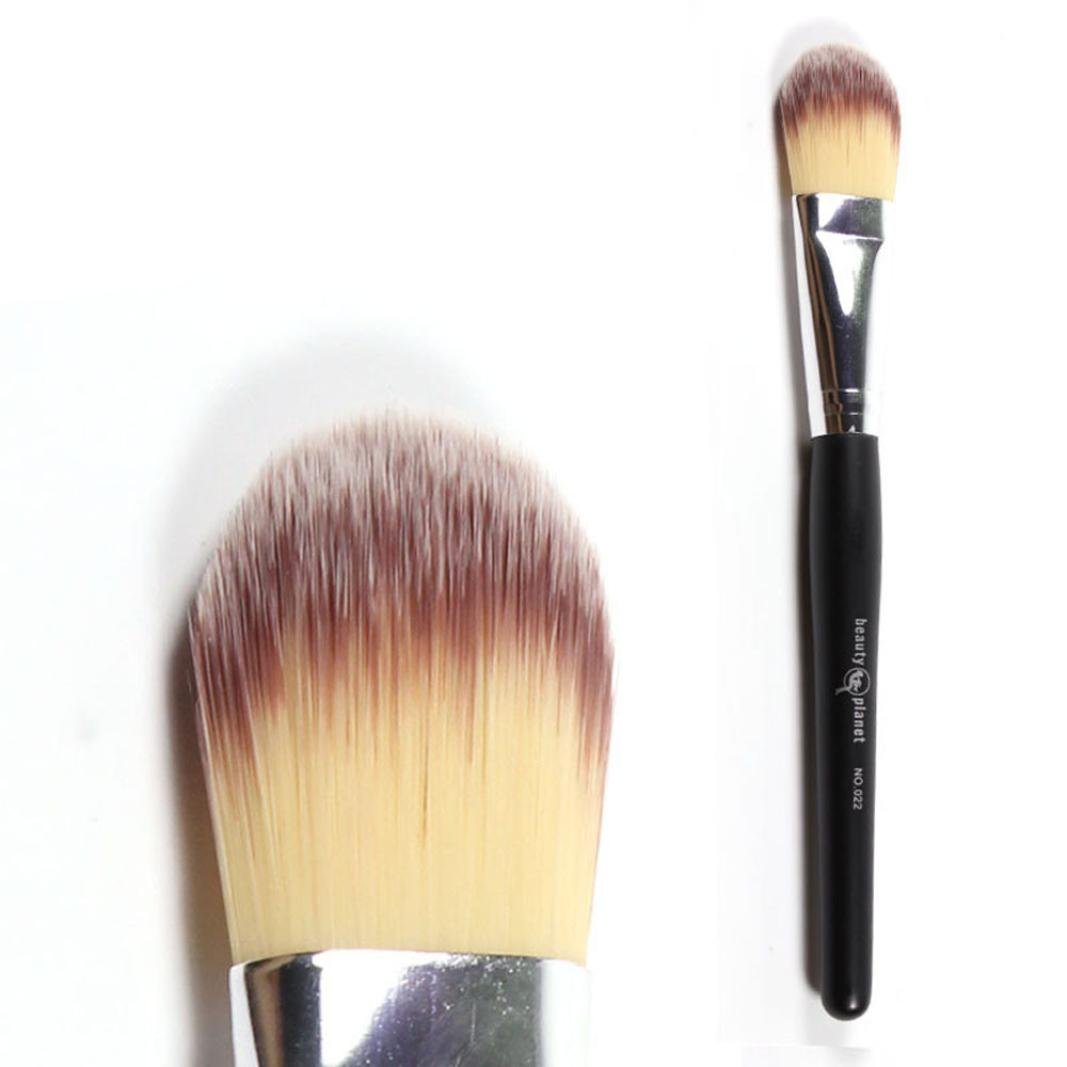 Toraway Pro Makeup Powder Concealer Blush Liquid Foundation Make up Brush