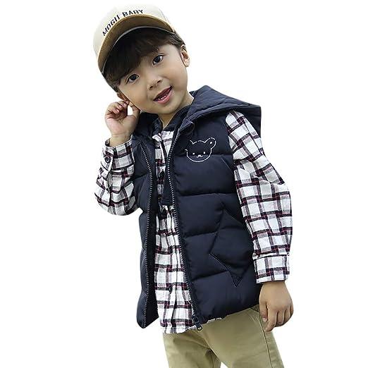 4672f6199efe Amazon.com  Outtop(TM) Baby Boys Girls Lightweight Waistcoat ...