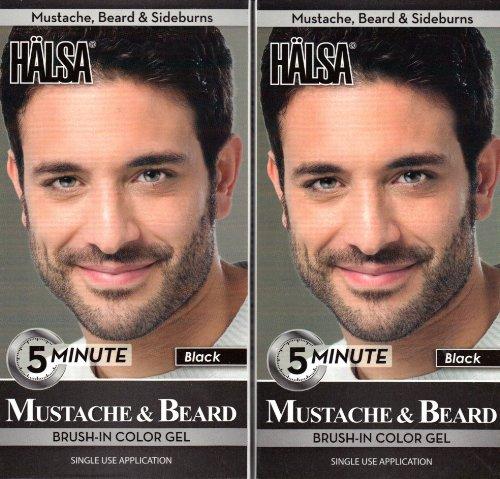 Halsa hommes Moustache et barbe