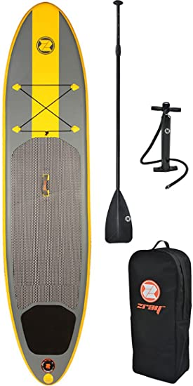 "Typhoon ZRay X2 1010"" x 6"" Inflatable Sup ..."