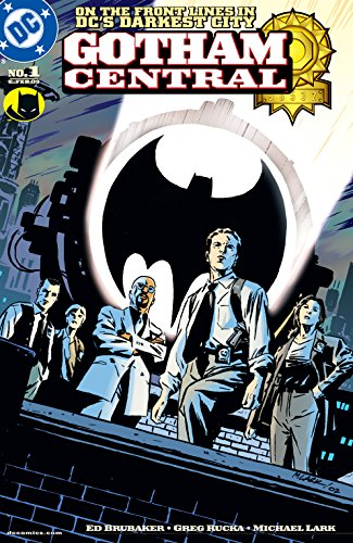 gotham central book one - 3