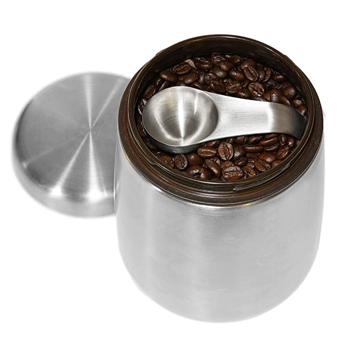 Handi Home Coffee Canister Food Storage Container