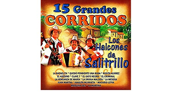 Quedo Pendiente Una Boda by Los Halcones De Salitrillo on Amazon Music - Amazon.com