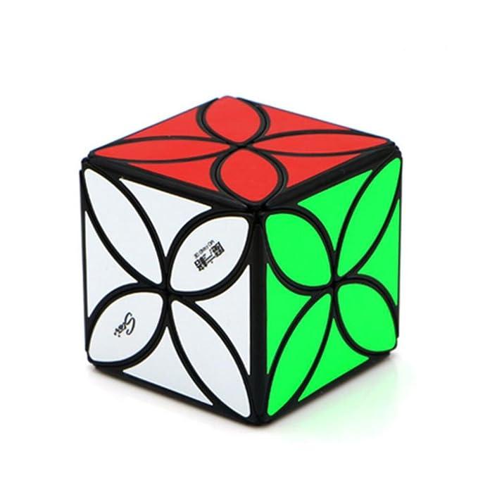zantec juguetes de Puzzle de cubo de velocidad de trébol ...