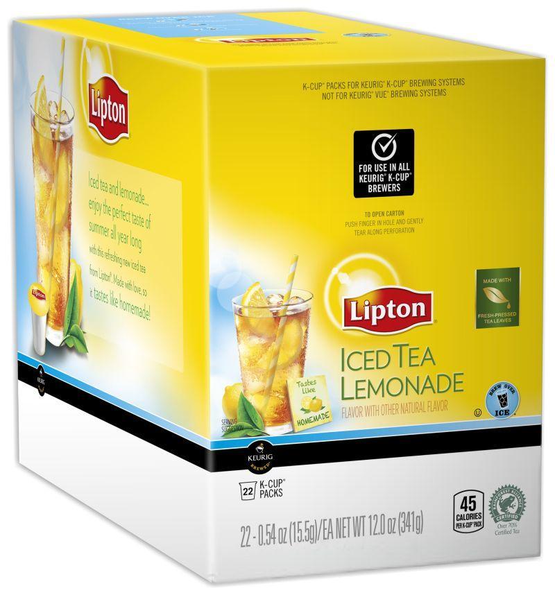 K cups iced tea