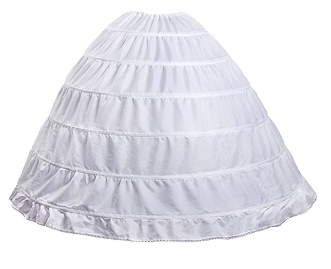 Victorian Lingerie – Underwear, Petticoat, Bloomers, Chemise Make you perfect Hoop Skirt Petticoat Skirt for Women Ball Gown Slip Crinoline Underskirt 5 Ruffles 4 Hoop¡­ $25.99 AT vintagedancer.com