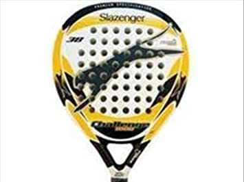 Slazenger 1000 Pala Challenge, Unisex, Negro, 38 mm: Amazon.es: Deportes y aire libre
