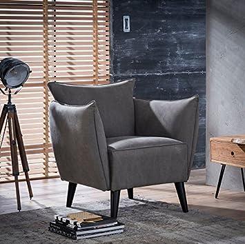 Designer Sessel Jeansstoff | Msz Design Design Sessel Tapse Loungesessel Mit Jeans Stoffbezug