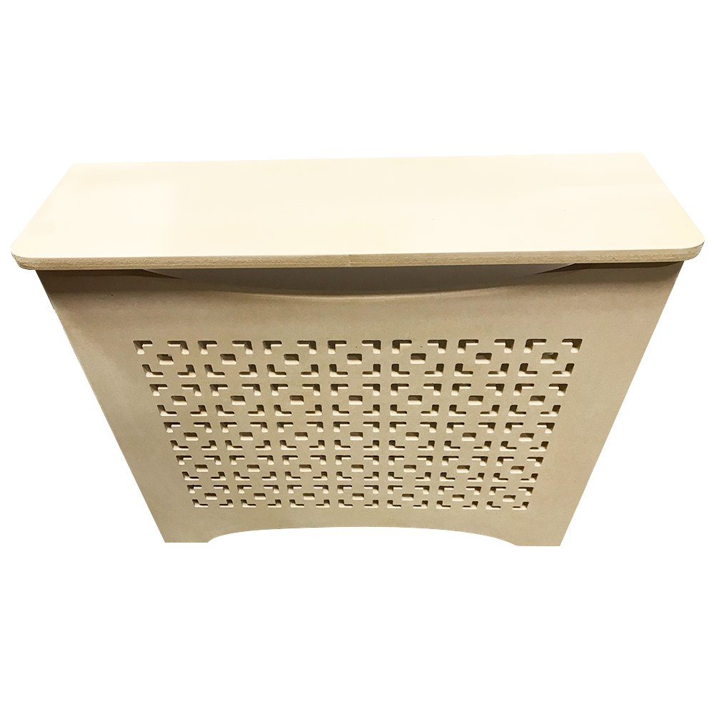 Unfinished MDF Radiator Heater Cover, 22