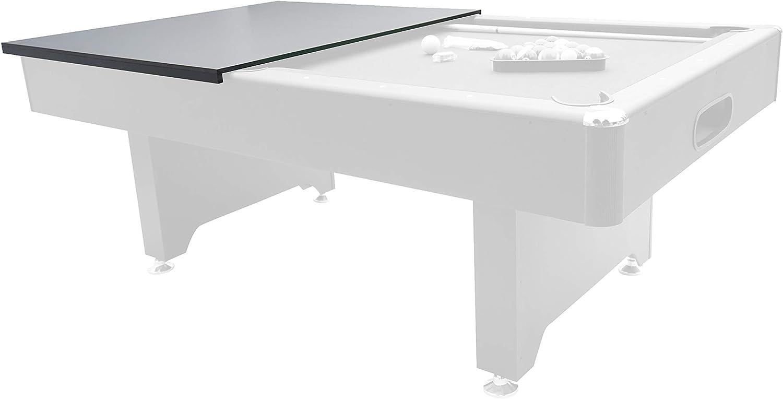 JT2D Mesa de Comedor para Billar - Madera Negra - 2.15 x 1.22m: Amazon.es: Deportes y aire libre