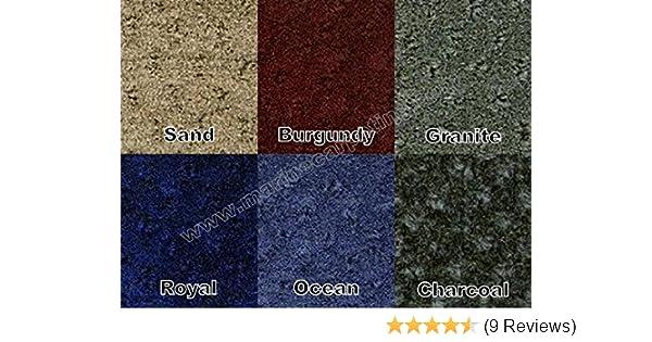 8.5 Wide x Various Lengths Pontoon Boat Carpet 32 oz Choose Your Color! Sand, 8.5 x 15