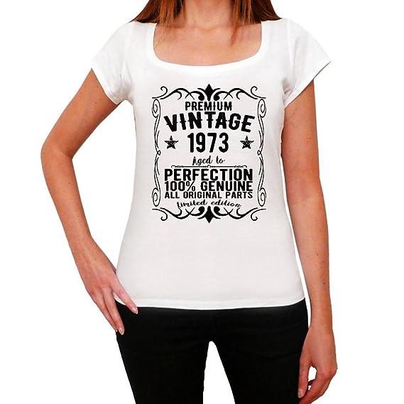 One in the City 1973 Camiseta Mujer cumpleaños Camisetas ...