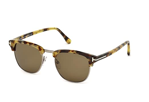 039568cde8 Image Unavailable. Image not available for. Color  Tom Ford FT0248 Henry  Sunglasses ...