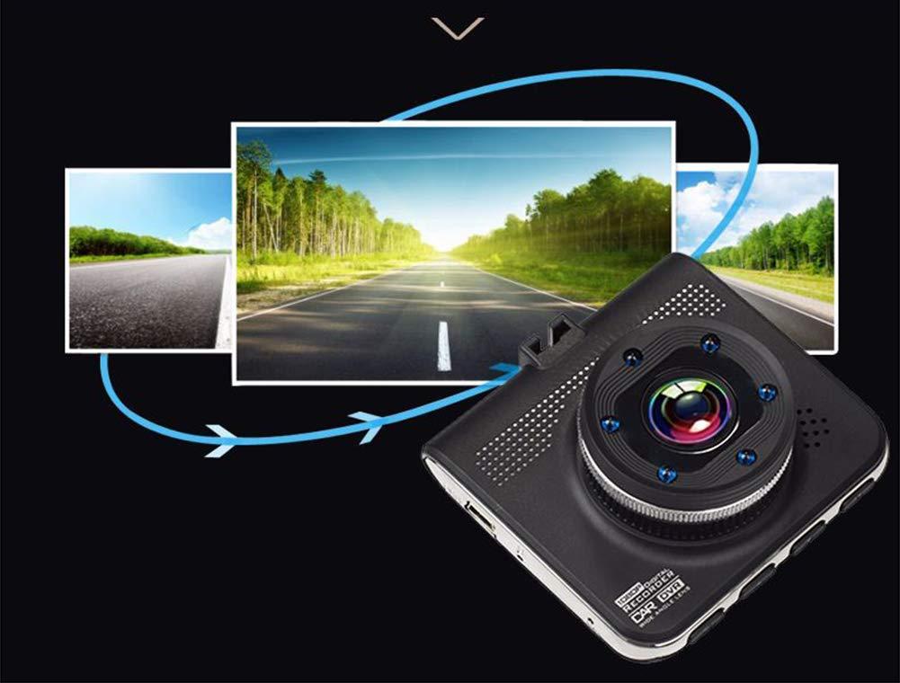 GBPHH Camara de Coche Mini Conducir grabadora HD Visi/ón Nocturna 1080p Oculto Gran Angular de 170 /° Detecci/ón de Movimiento Detecci/ón de Gravedad Estabilizaci/ón /óptica de la Imagen