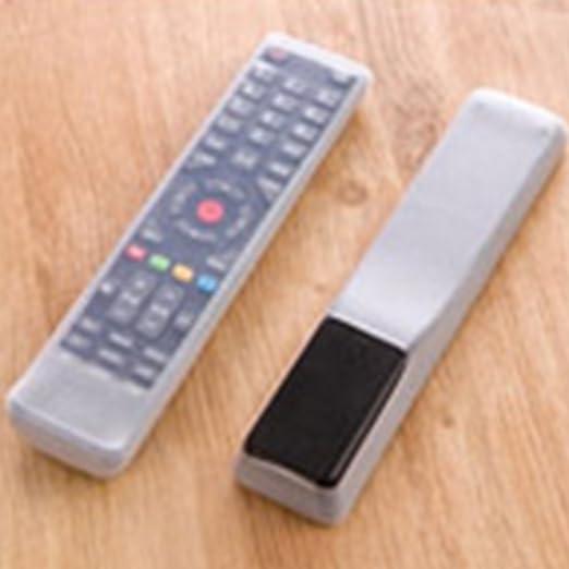 Funda protectora de silicona universal impermeable para el control remoto de TV Funda protectora para aire acondicionado Equipo de TV Herramientas a prueba de polvo(21cm por 4.9cm por 1.9cm): Amazon.es: Hogar