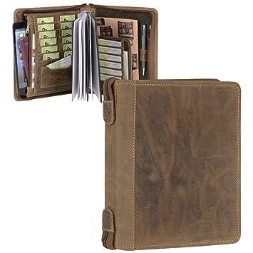 Greenburry - Agenda A5 piel Agenda Calendario Vintage ...
