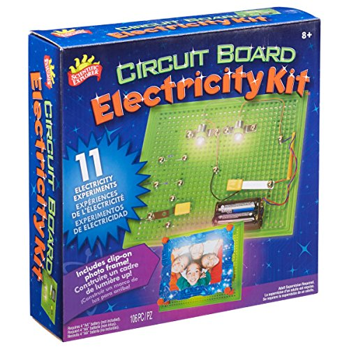 Scientific Explorer Circuit Board Electricity ()
