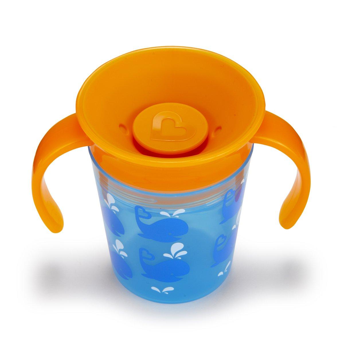 【セール 登場から人気沸騰】 Miracle 360 Cup 360 Deco Trainer Cup - 6oz(Pink Bird) by Munchkin Munchkin B01DJDND1C, ミズママチ:637db41c --- a0267596.xsph.ru