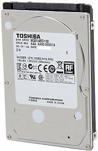 Toshiba MQ01ABD 1 TB 2.5 Internal Hard Drive MQ01ABD100 SATA 5400RPM 1 Year Warranty (Renewed)