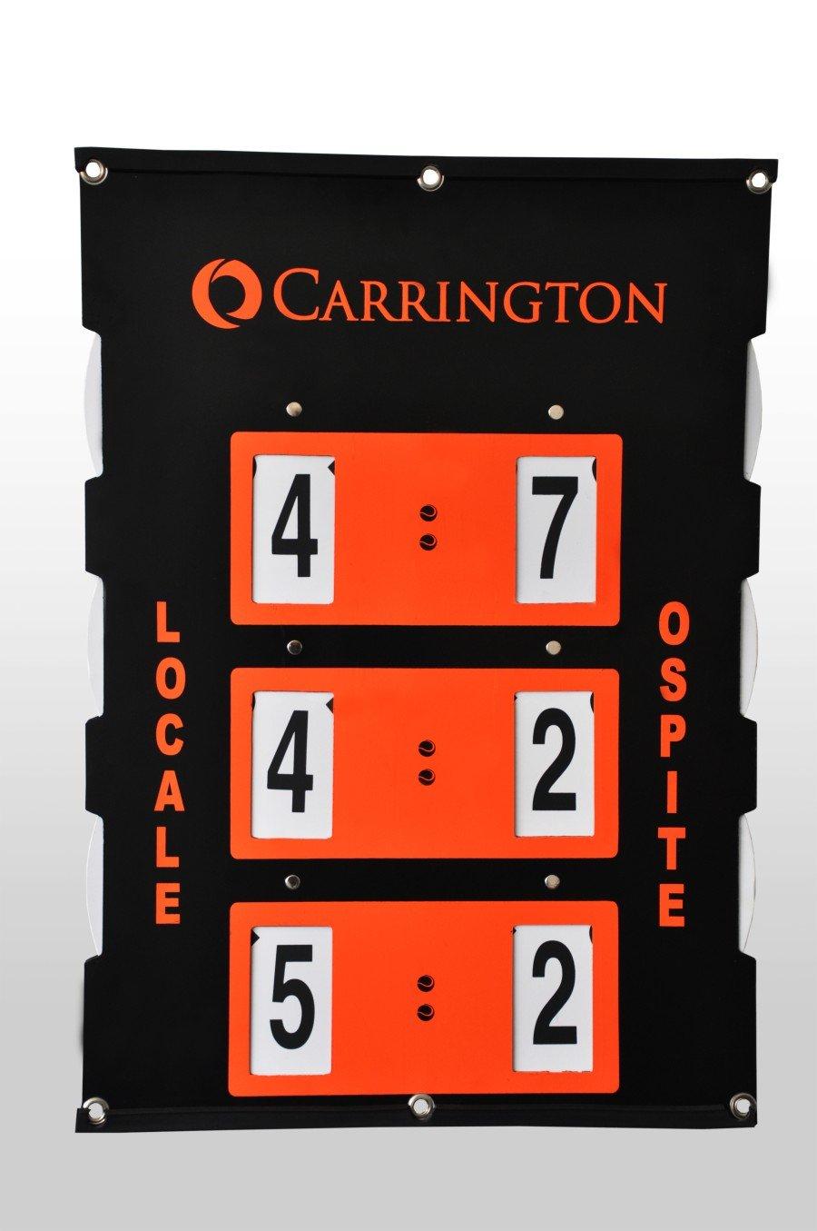 CARRINGTON® Tabellone segnapunti Tennis 82 x 58 cm - italiano Netsportique