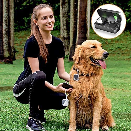 Rastreador GPS PETFON para actividades al aire libre perro mascotas en tiempo real dispositivo de seguimiento…